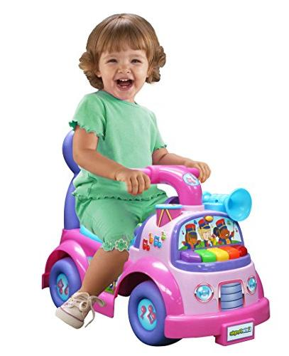 Little Fisher-Price Parade Ride On,