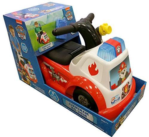 Paw Marshall Fire Engine Ride-On Ride