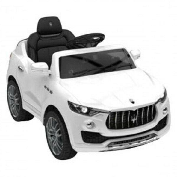 Best - Maserati Electric Car