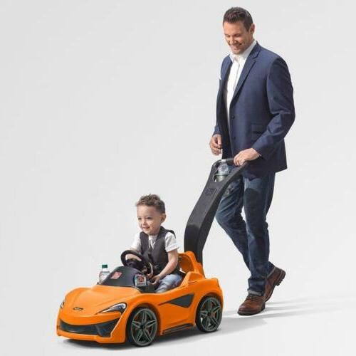 Step2 Mclaren 570S Sports Ride-on Toy