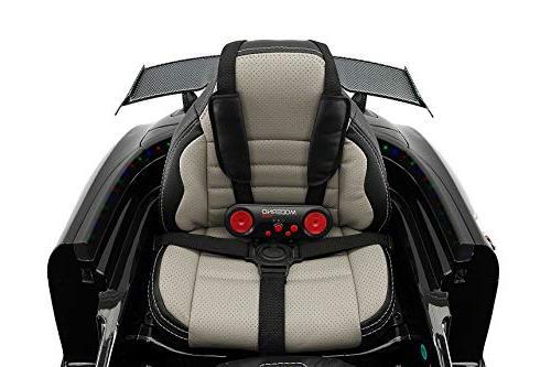Mercedes SLS Children Ride-On Car Battery Power Wheels Seat LCD TV Video Player Floor Mat