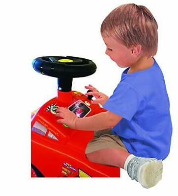 Kiddieland Toys Lightning Racer On