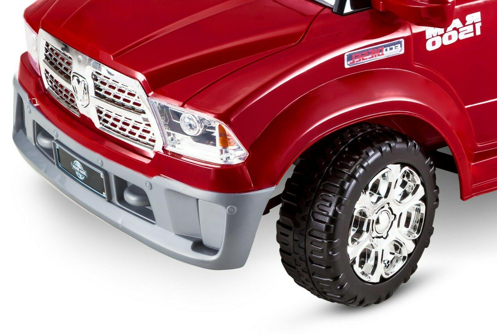 NEW 6-Volt Dodge Ram Truck Kids -