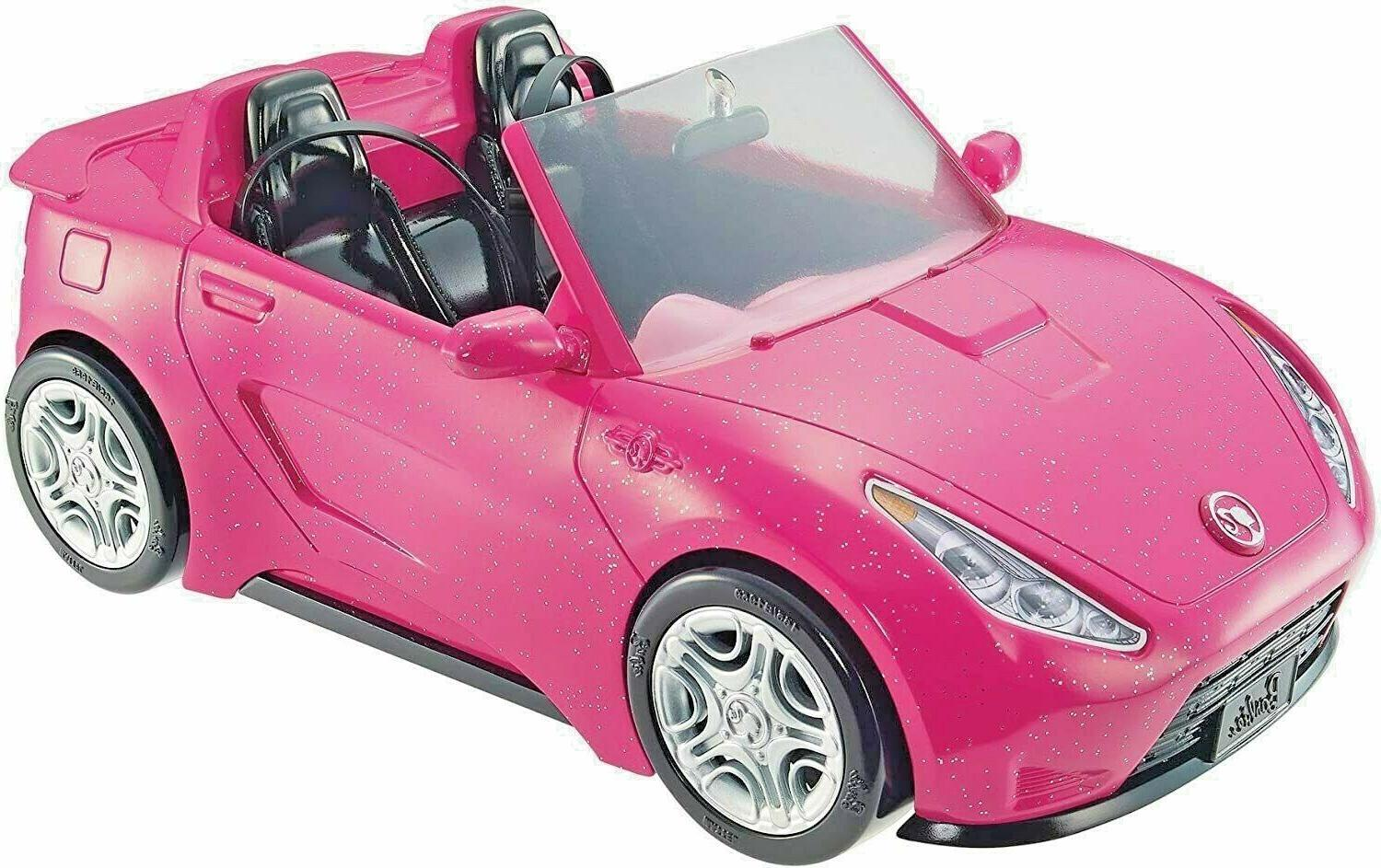 NEW Glam Convertible Doll Vehicle Pretend Play