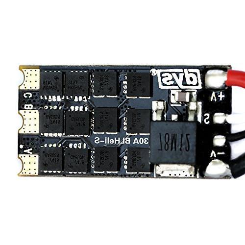 1 Pcs DYS ESC XSD V2 BLHeli_S for High KV Motors