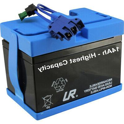 peg perego replacement 12v battery for john
