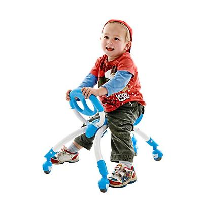 Pewi Walking Toy - Toddler for Ages 9 to Red