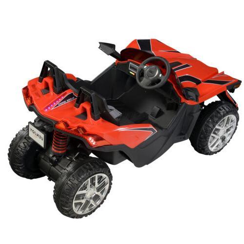 Polaris Style 12V Kids Ride Cars Battery Truck