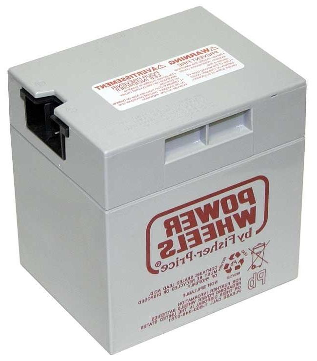 New Barbie Jammin Jeep Replacement Battery Power Wheels 12 V