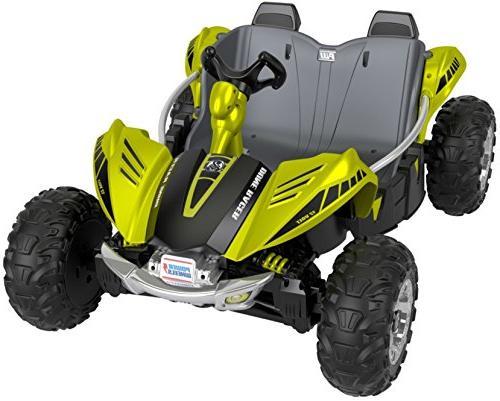 Power Racer, Green