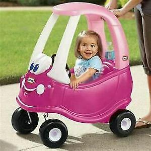 Little Coupe Ride-On Fun Toy Toddler