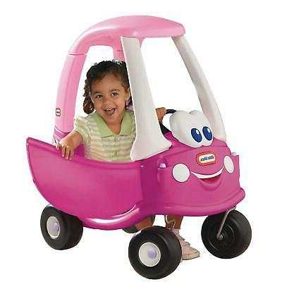 Little Coupe Girls Fun Riding Toddler