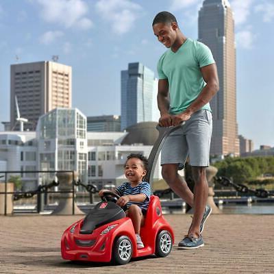 Step2 Push-Around Parent Push Car Ride Buggy GT