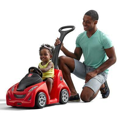 push around kids plastic parent push power