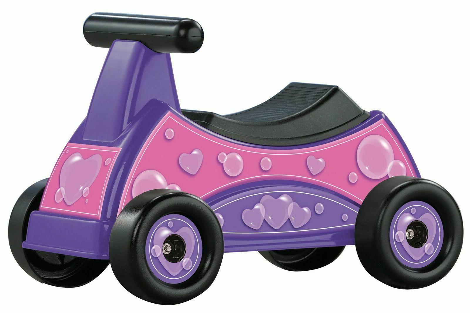 push toy baby toddler ride on girl