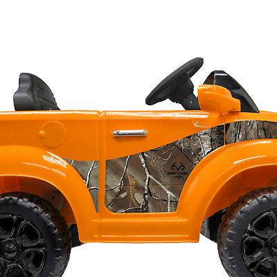 Realtree Battery Ride On Toy Truck,