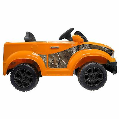 Best Ride On Realtree Ride On Toy Truck,