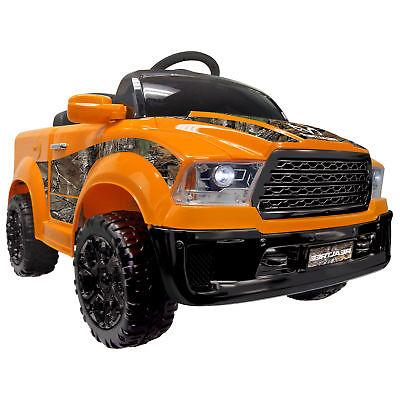 realtree kids electric battery ride on toy