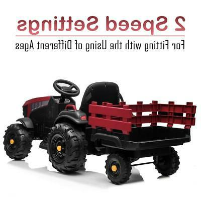 12V Ride Tractor Toys Electric Battery 2 with
