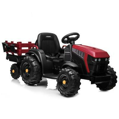 12V On Tractor Car Toys Battery Music with