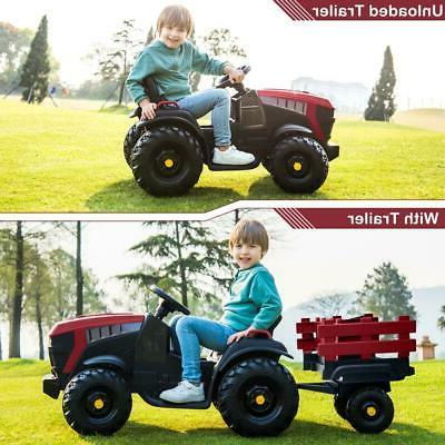 12V Kids Tractor Toys Battery