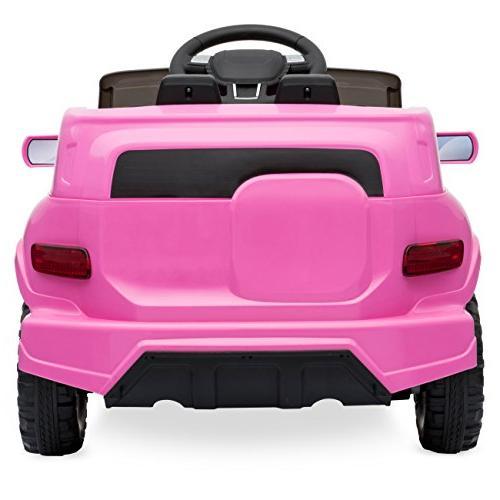 Best Products w/ Parent 3 Speeds, Headlights, Player,
