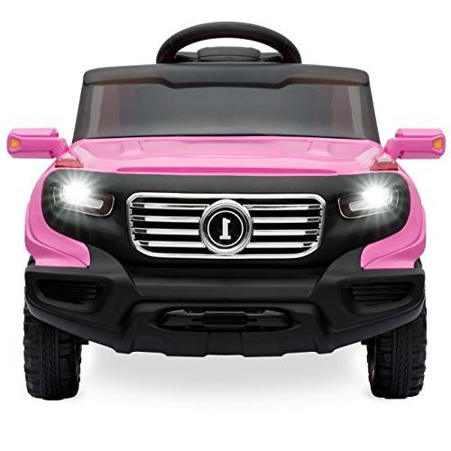 Kids Ride-On Truck w/ Parent