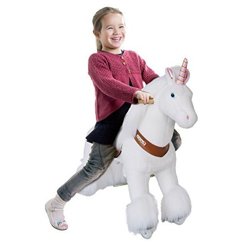 PonyCycle Horse No No Electricity Mechanical White Medium 4-9
