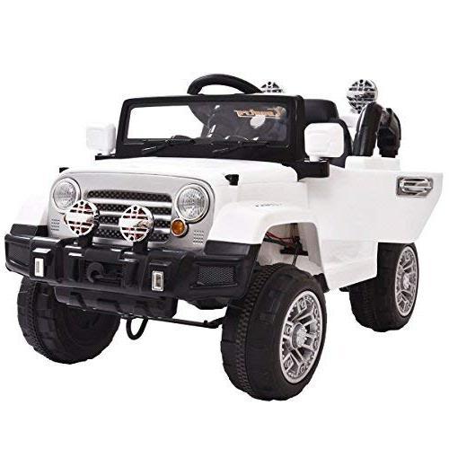 Tobbi Kids Jeep W/Remote