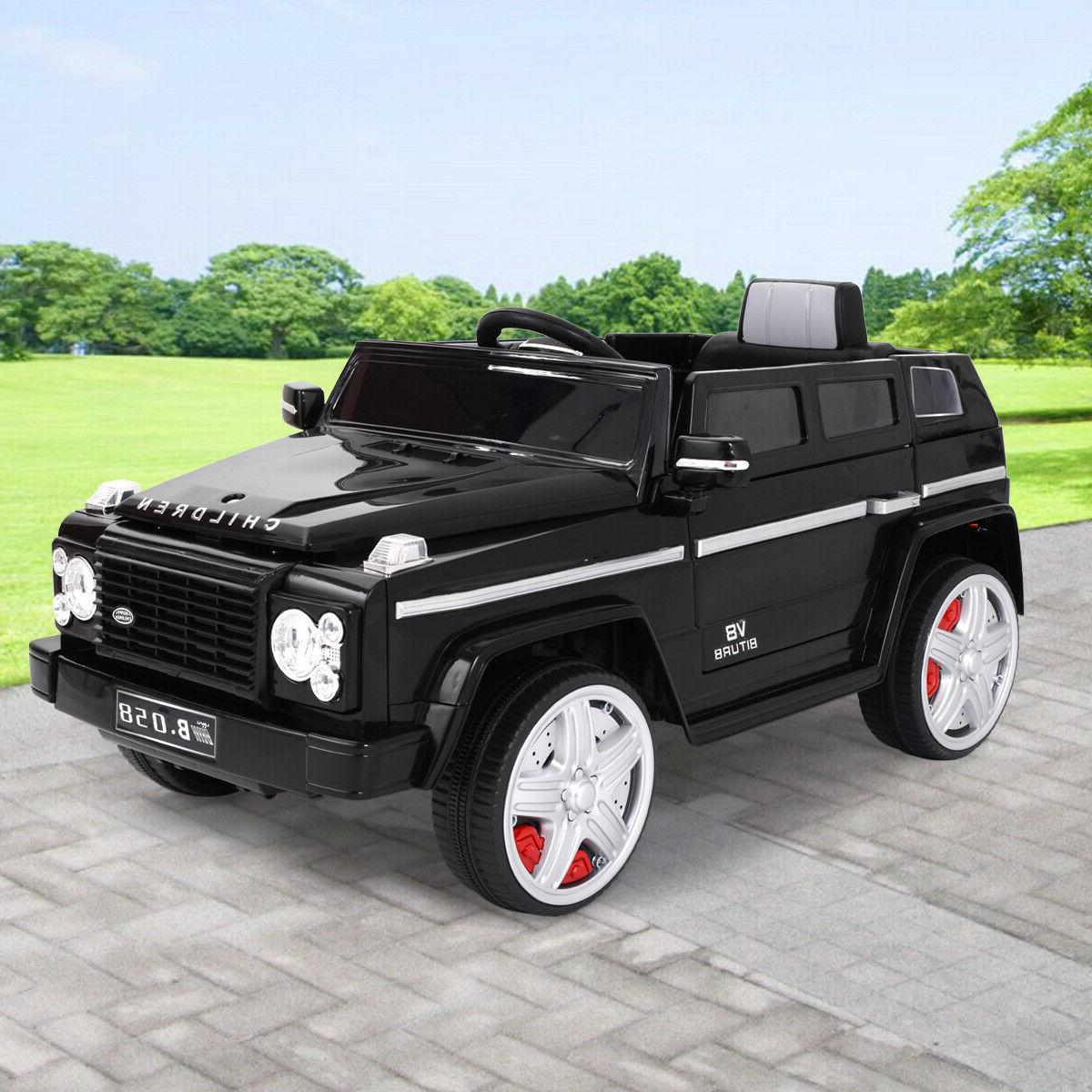 ride jeep truck battery powered