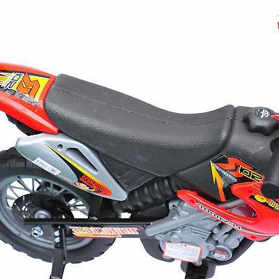6V Kids Motorcycle Battery Powered Bike Car Toy w/ 4