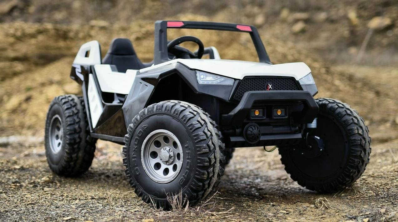 RIDE ON 24v challenger xl Clash SX1928 4x4 AC off road L@@K