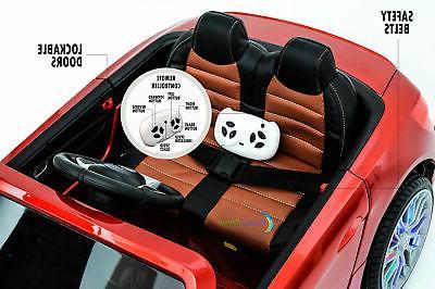 Ride Kids Toys Mercedes Control MP4 Screen wheels