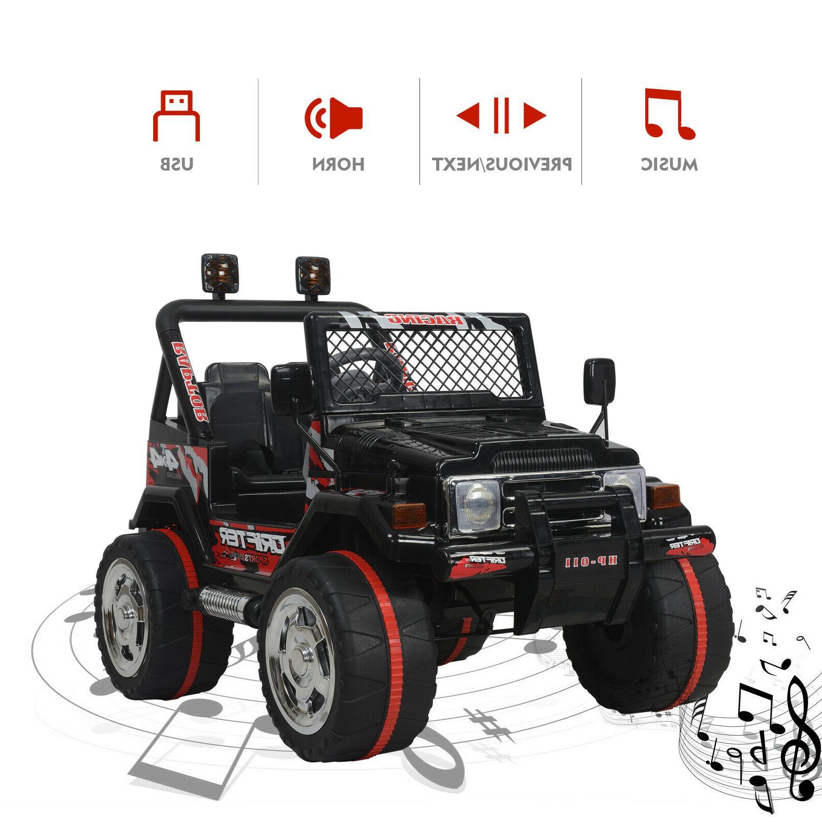 12V Car Toy Control
