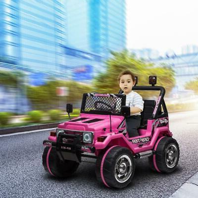 Kids Wheels Music LED Light Remote Control