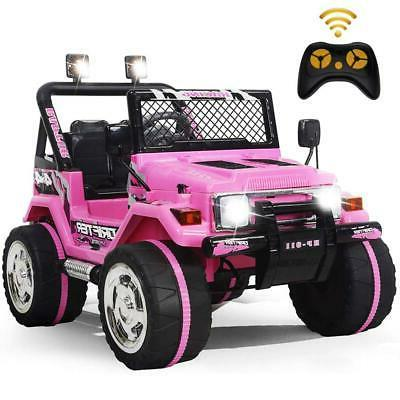 ride on car toys kids jeep 12v