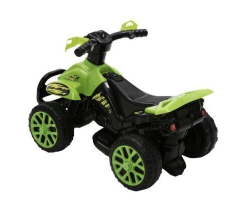 Ride ATV Toddlers Outdoor Kids Wheeler Fun