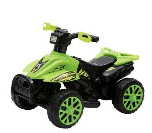 Ride On ATV Toddlers Outdoor Wheeler