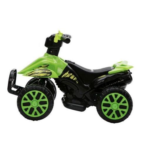 Ride On ATV 6 Volt Toddlers Outdoor Wheeler Fun