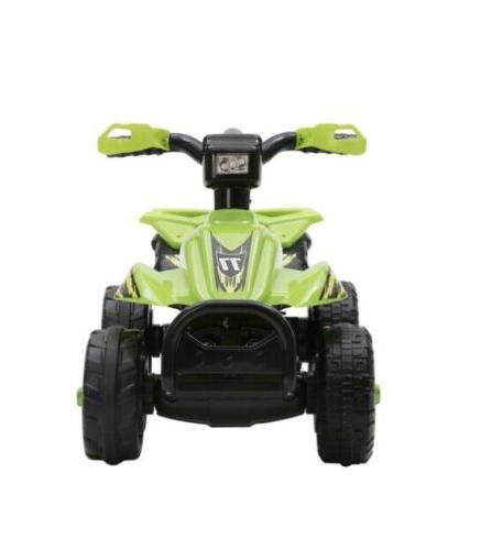 Ride ATV 6 Toddlers 4 Wheeler Fun Toy