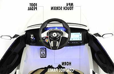 Electric Maserati Remote Control wheels