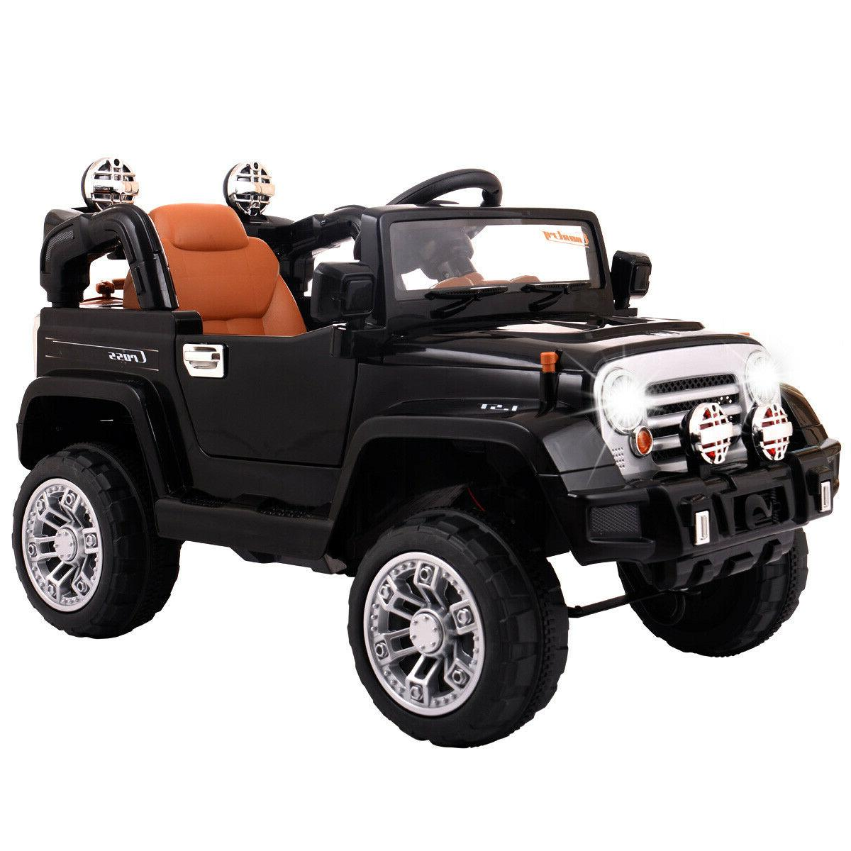Ride On Jeep Truck Remote