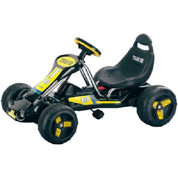 Ride On Toy Go Kart, Pedal Powered Ride On Toy By Rockin' Ro