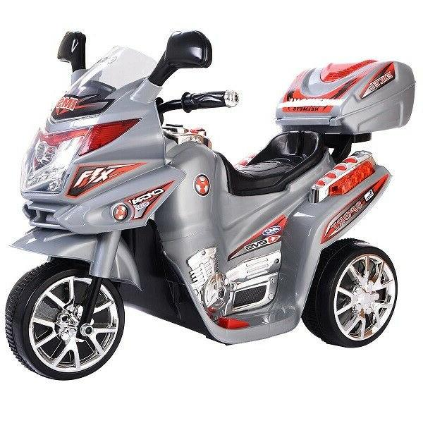 Ride On Toys for Toddlers Boys Girls Kids Motorcycle 3 Wheel