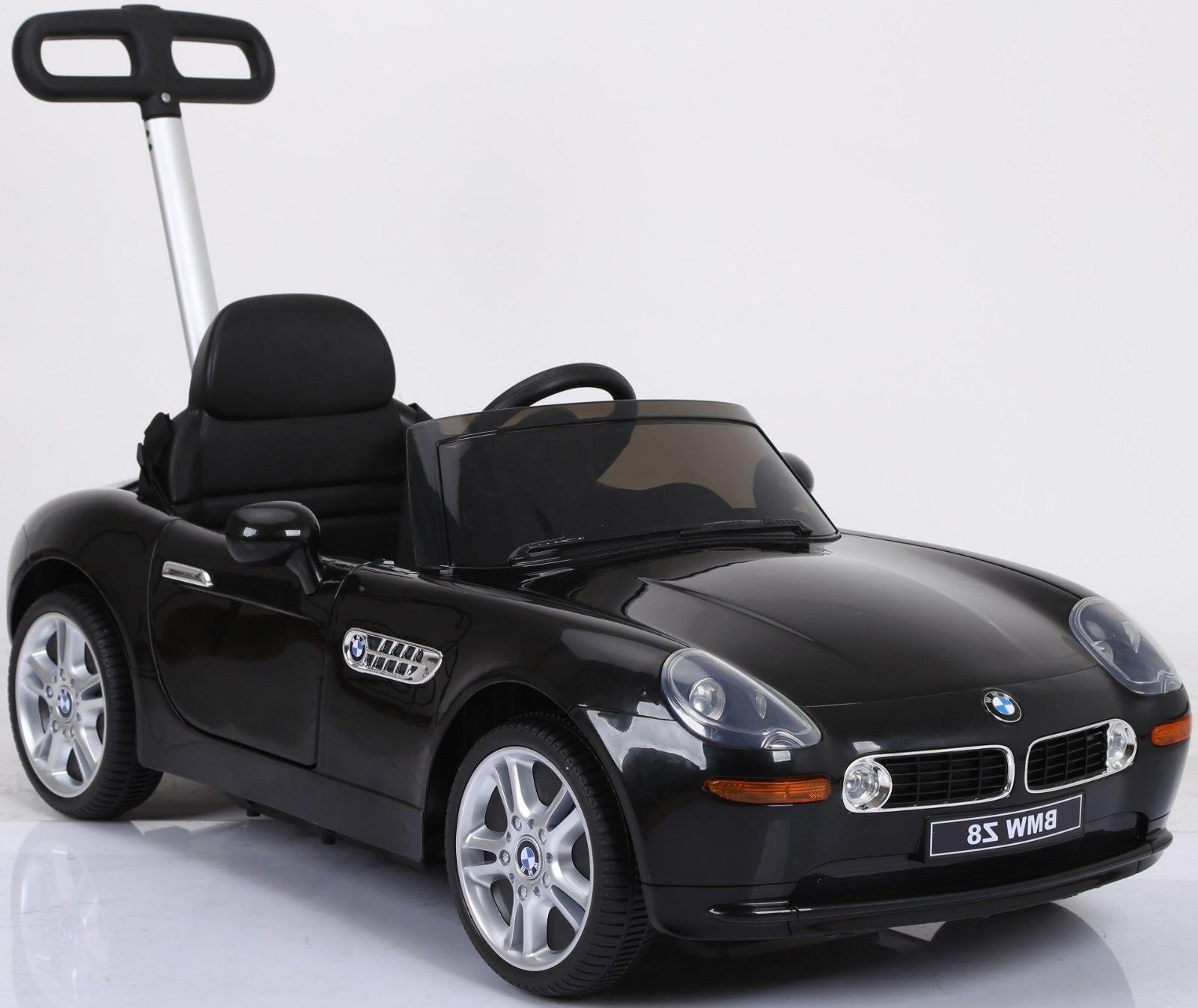 ride on toys push car bmw licensed