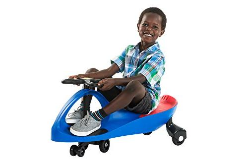 The PlaSmart – Ride Toy, 3 and No batteries, gears, or pedals, for endless fun