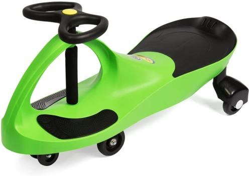 PlasmaCar Ride On Toy - Lime