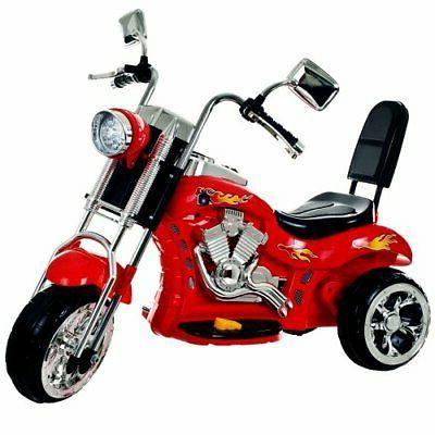 rocking 3 wheel chopper motorcycle