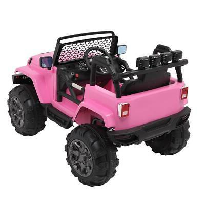 Safe 12V Ride on Toys Speed w/