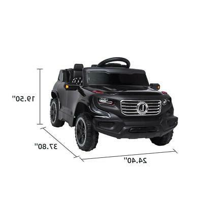 Safety Ride Car Toys Wheels Music Light Control